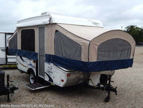 2013 Coachmen Clipper Sport 108 ST with Air Conditioning & Toilet