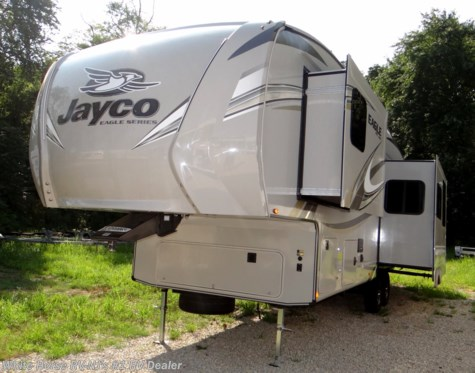 2019 Jayco Eagle HT 30.5MLOK Rear Kitchen Double Slideout
