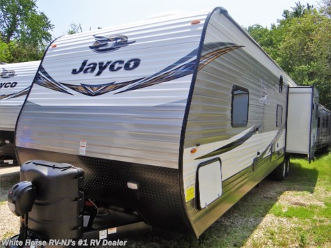 2020 Jayco Jay Flight 34MBDS Rear Sofa Double Slideout w/Bunks