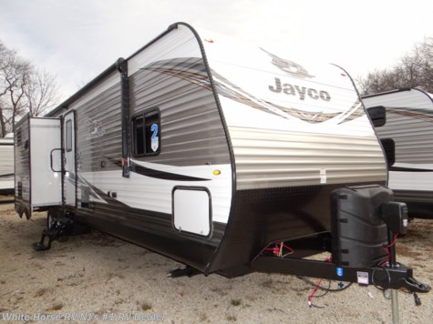 2019 Jayco Jay Flight 33RBTS 2-BdRm Triple Slide Rear Bunks/Sofa