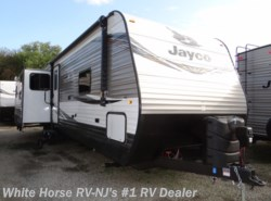 New 2019 Jayco Jay Flight 34RSBS Rear Living Room Triple Slideout available in Williamstown, New Jersey