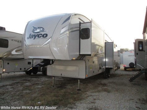 2019 Jayco Eagle 317RLOK Rear Sofa Triple Slideout