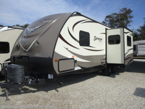 2015 Forest River Surveyor 251RKS Rear Kitchen Slide
