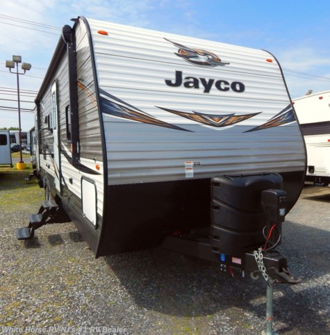 2019 Jayco Jay Flight 28BHBE 2-Bedroom Sofa/U-Dinette Slideout
