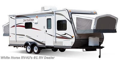 2015 Jayco Jay Feather Ultra Lite X17Z Front & Rear Bed Ends