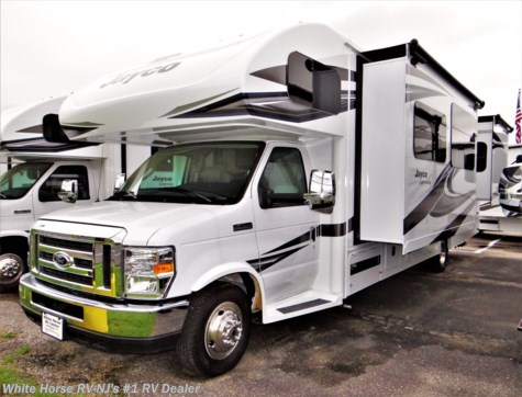 2019 Jayco Greyhawk 29MV Rear Queen Double Slideout