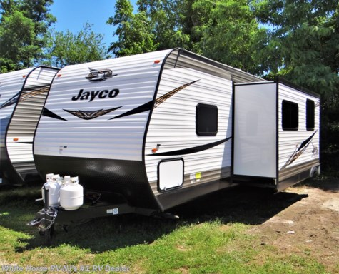 2019 Jayco Jay Flight SLX 324BDS Two Bedroom Double Slideout