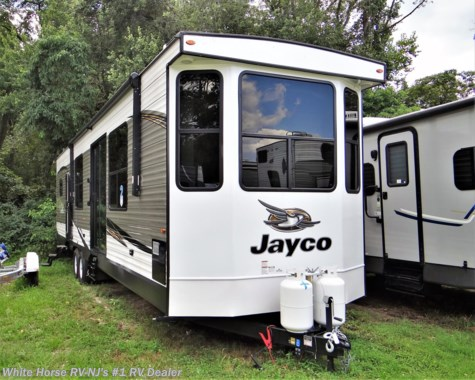 2020 Jayco Bungalow 40BHTS Front Kitchen Two-Bedroom Triple Slideout