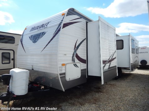 2014 Keystone Hideout 28RLDS Rear Living Double Slide