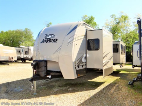 2020 Jayco Eagle 332CBOK Rear Is. Kitchen Triple Slideout