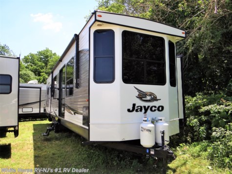 2019 Jayco Bungalow 40BHTS Front Kitchen Two-Bedroom Triple Slideout