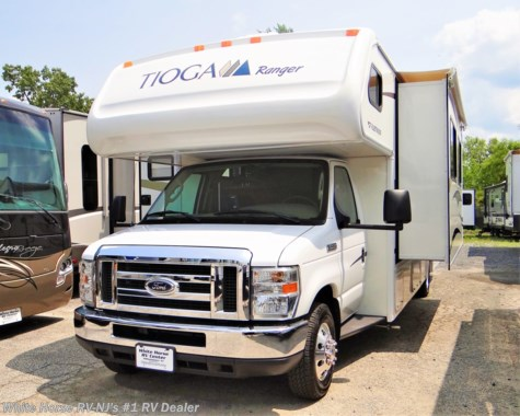 2009 Fleetwood Tioga Ranger 31W Slide-out