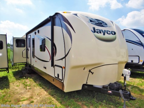 2015 Jayco Eagle 338 RETS Rear Entertainment Triple Slide