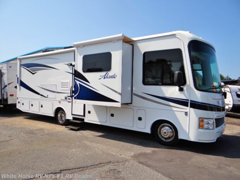 2017 Jayco Alante 32N Triple Slide with Theater Seats