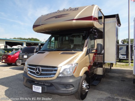 2017 Forest River Forester 2401R MBS Double Slide, Mercedes Benz