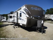 2013 Keystone Outback 298RE Rear Entertainment Triple Slide