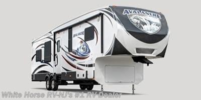 2014 Keystone Avalanche 360RB 2-BdRM Five Slides
