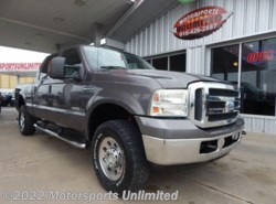 Used 2007  Ford  F-250 Super Duty XLT 4dr Crew Cab 4WD SB by Ford from Motorsports Unlimited in Mcalester, OK