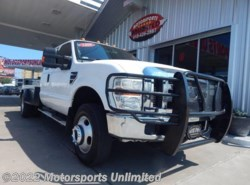 Used 2009  Ford  F-350 Super Duty XLT 4x4 4dr SuperCab 162 in. WB D by Ford from Motorsports Unlimited in Mcalester, OK