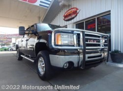 Used 2009  GMC  Sierra 2500HD SLE 4x4 4dr Crew Cab SB by GMC from Motorsports Unlimited in Mcalester, OK