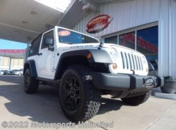 Used 2013  Livin' Lite Jeep Wrangler Rubicon 4x4 2dr SUV by Livin' Lite from Motorsports Unlimited in Mcalester, OK