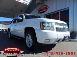 Used 2007  Chevrolet  Avalanche LTZ 1500 4dr Crew Cab 4WD SB by Chevrolet from Motorsports Unlimited in Mcalester, OK
