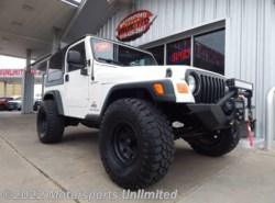 Used 2004  Livin' Lite Jeep Wrangler Sport 4WD 2dr SUV by Livin' Lite from Motorsports Unlimited in Mcalester, OK
