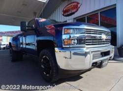 Used 2015  Chevrolet  Silverado 3500HD Work Truck 4x4 2dr Regular Cab LB by Chevrolet from Motorsports Unlimited in Mcalester, OK
