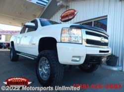Used 2007  Chevrolet  Silverado 1500 LTZ 4dr Crew Cab 4WD 5.8 ft. SB by Chevrolet from Motorsports Unlimited in Mcalester, OK