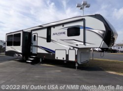 New 2017  Keystone Avalanche 365MB by Keystone from RV Outlet USA in North Myrtle Beach, SC