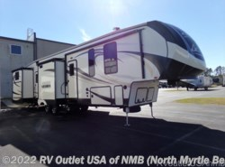 New 2017  Forest River Sierra 384QBOK by Forest River from RV Outlet USA in North Myrtle Beach, SC