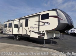 New 2017  Forest River Wildwood Heritage Glen 337BAR by Forest River from RV Outlet USA in North Myrtle Beach, SC