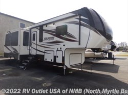 New 2017  Keystone Alpine 3901RE by Keystone from RV Outlet USA in North Myrtle Beach, SC