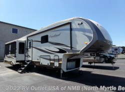 New 2018  Forest River Cardinal 3875FB by Forest River from RV Outlet USA in North Myrtle Beach, SC