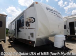 Used 2011  Forest River Sierra 323FK by Forest River from RV Outlet USA in North Myrtle Beach, SC