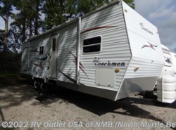 Used 2007  Coachmen Spirit of America 27RBS by Coachmen from RV Outlet USA in North Myrtle Beach, SC
