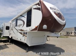Used 2014 Heartland RV Bighorn 3610RE available in North Myrtle Beach, South Carolina