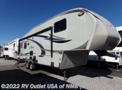 Used 2010  Keystone Cougar 291RLS by Keystone from RV Outlet USA in North Myrtle Beach, SC