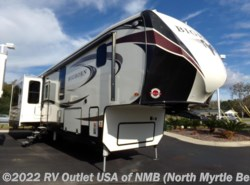 New 2018  Heartland RV Bighorn 3870 FB by Heartland RV from RV Outlet USA in North Myrtle Beach, SC