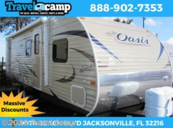 Used 2017  Shasta Oasis 26DB by Shasta from Travel Camp in Jacksonville, FL
