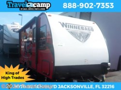 New 2018  Winnebago Micro Minnie 1700BH by Winnebago from Travel Camp in Jacksonville, FL