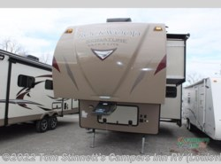 New 2017  Forest River Rockwood Signature Ultra Lite 8301WS by Forest River from Tom Stinnett's Campers Inn RV in Clarksville, IN