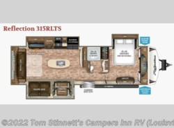 New 2017  Grand Design Reflection 315RLTS by Grand Design from Tom Stinnett's Campers Inn RV in Clarksville, IN