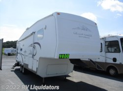 Used 2004  Forest River Silverback 29LRBF by Forest River from RV Liquidators in Fredericksburg, PA