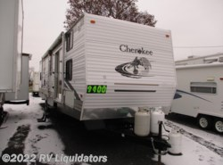 Used 2007  Forest River Cherokee 38BS by Forest River from RV Liquidators in Fredericksburg, PA