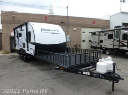 New 2017  Forest River Real-Lite 17DZORV by Forest River from Terry's RV in Murray, UT