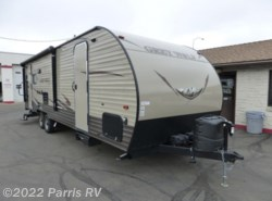 Used 2016 Forest River Grey Wolf 26RL available in Murray, Utah