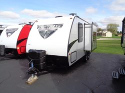 New 2018  Winnebago Micro Minnie 2106FBS by Winnebago from Winnebago Motor Homes in Rockford, IL