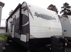 Used 2016 Keystone Springdale 270LE available in Rockford, Illinois