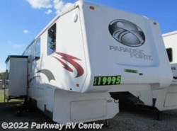 Used 2007  CrossRoads Paradise Pointe 34Ck by CrossRoads from Parkway RV Center in Ringgold, GA